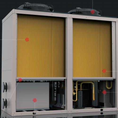 芬尼克兹-北极星-30℃超低温空气源热泵