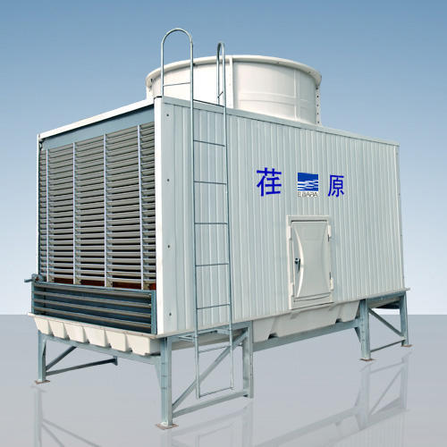 荏原-節水型閉式冷卻塔