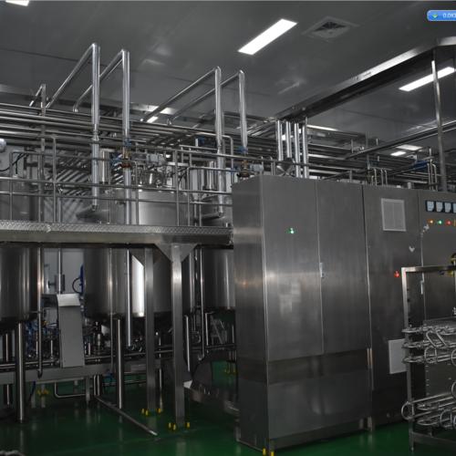 杭州博多工贸有限公司--果汁饮料生产线