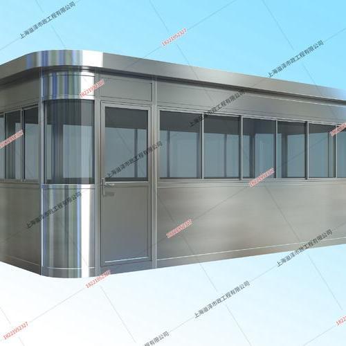 不锈钢岗亭YZ-BXG011