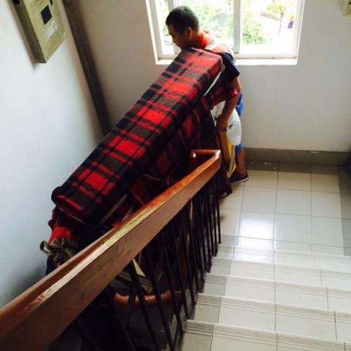 钢琴搬楼层