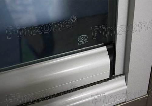 嘉锐系列无框阳台窗