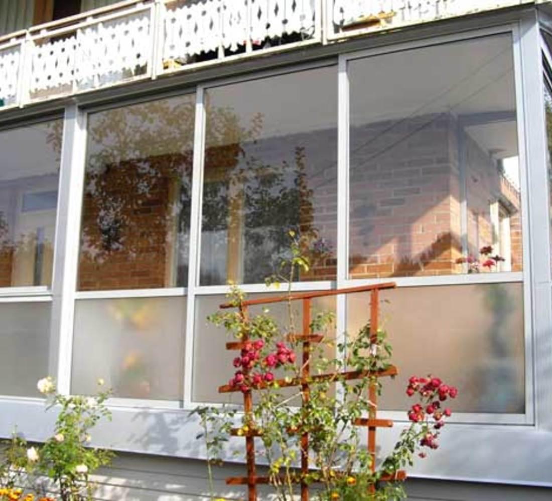 美缔丝隐框窗