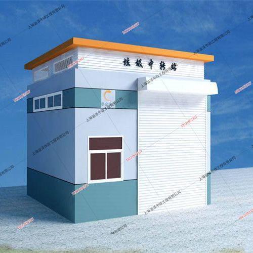 垃圾房YZ-LJF-001