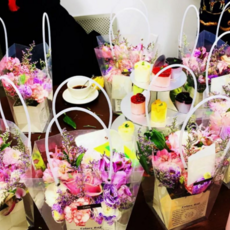 """诚馨社群·COLORS """"女神节""""花艺活动圆满举行"""