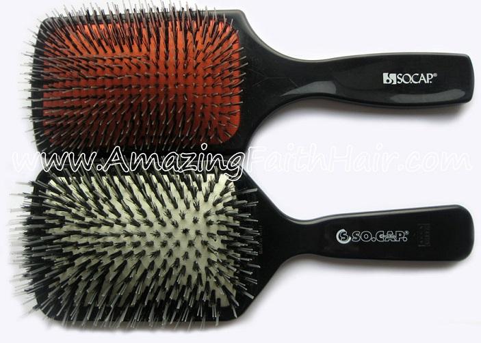 Boar Bristle Hair Brushes Paddle AFHH.jpg