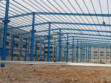 钢结构厂房建设用地注意事项