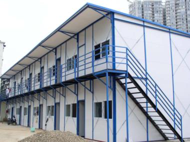 搭建简易钢结构厂房