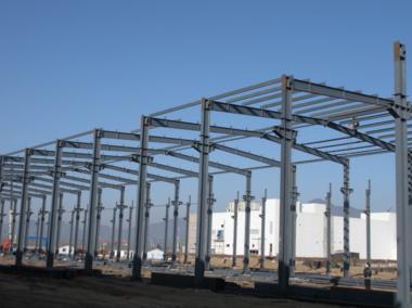 详析钢结构的各组成部分