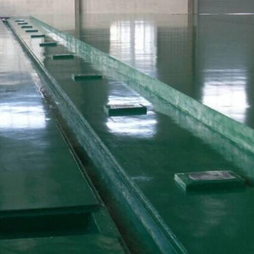 玻璃钢重防腐地坪