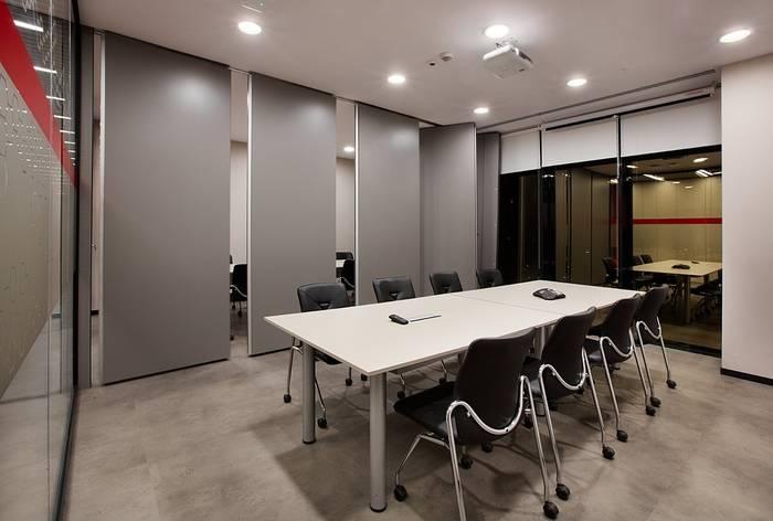 办公室装修墙面如何处理