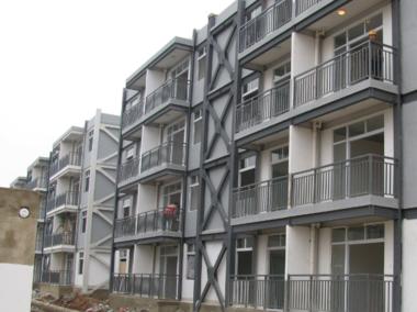钢结构厂房建造行业形成高质量的的大好形势