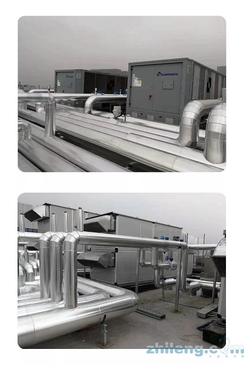 克莱门特牵手德国大陆集团,四管制风冷热泵冷热水机组再获青睐!