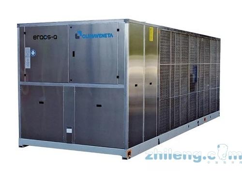 克萊門特牽手德國大陸集團,四管制風冷熱泵冷熱水機組再獲青睞!