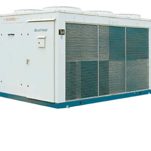 特靈Aquastream 風冷式冷水(熱泵)機組