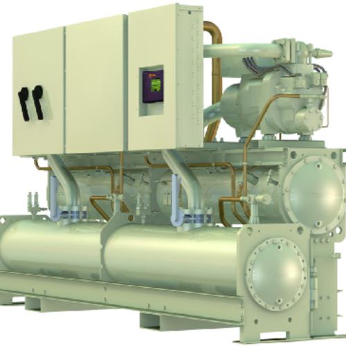 特灵RTWD水冷螺杆式冷水机组