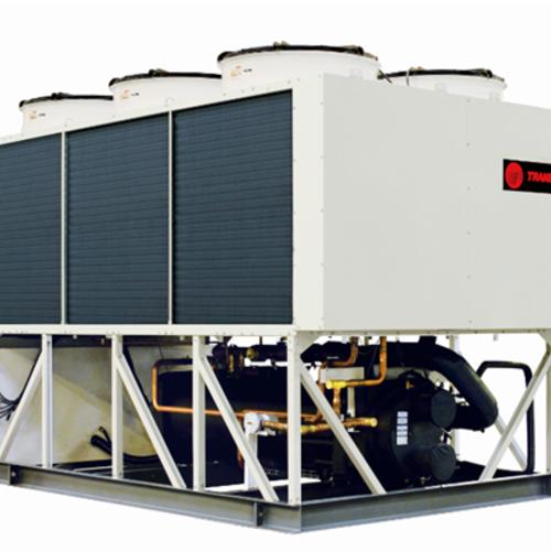 特靈RTXC 螺桿式 風冷熱泵機組