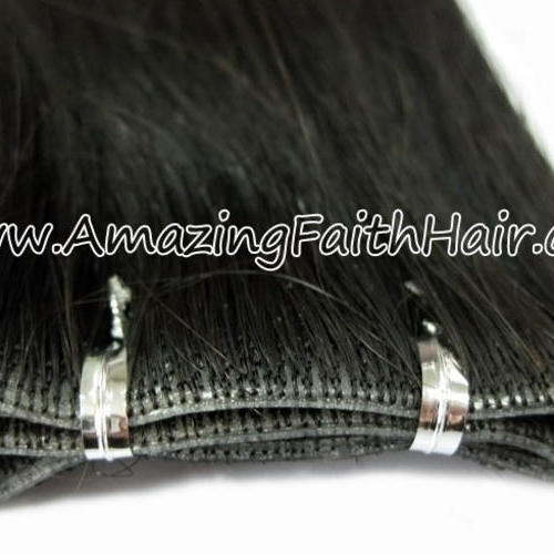 Skin Weft Hair Natural Color