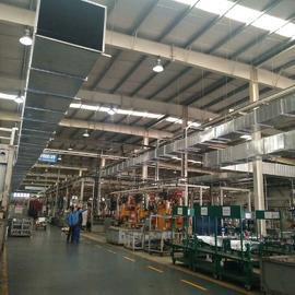 上海安莱德厂房废气净化处理