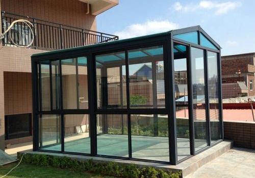 铝合金阳光房-提高生活的品质