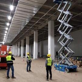 昆山富莱德仓储物流园项目