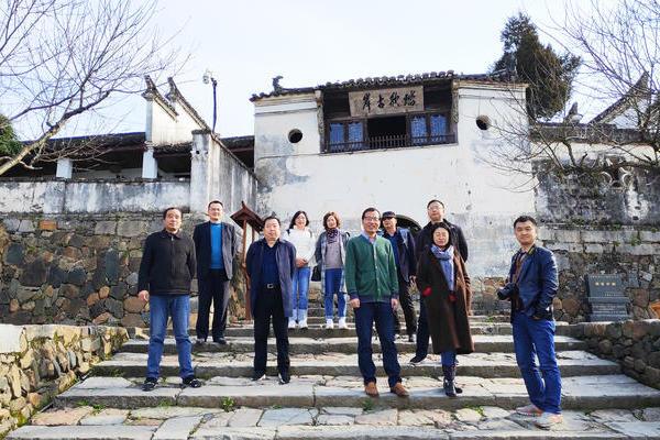 革命老区行----常州新的社会阶层人士联合会赴安徽泾县