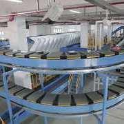 分拣设备 电商分拣 快递分拣一体式那些需要鞘制造商-上海世配