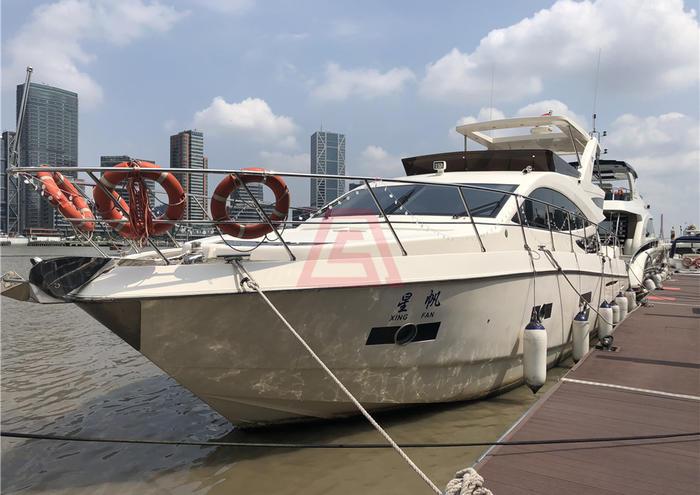浦江游艇-62英尺星帆号