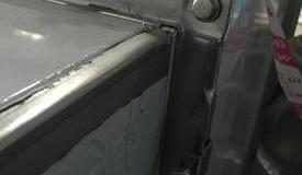 德国汽车配件厂不锈钢连接细节图