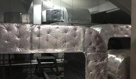 美国学校空调设备机房保温效果图