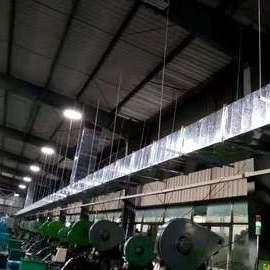 杭州纺织厂车间降温项目