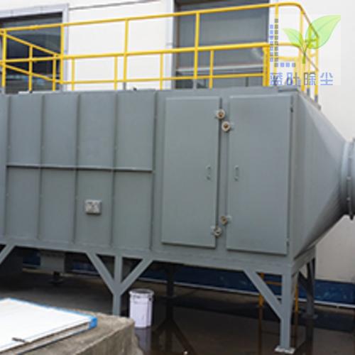 机械加工行业废气处理方案