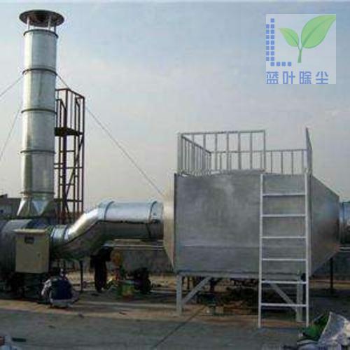 活性炭吸附装置工作原理
