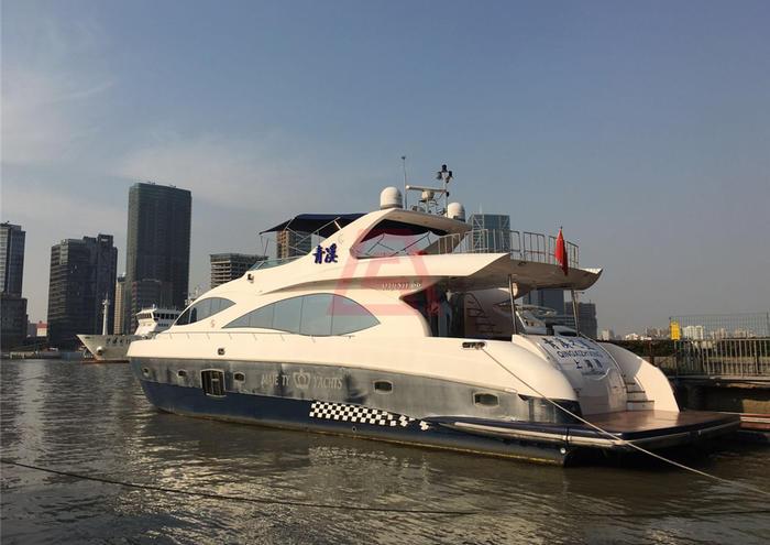 浦江游艇-88英尺MARJESTY