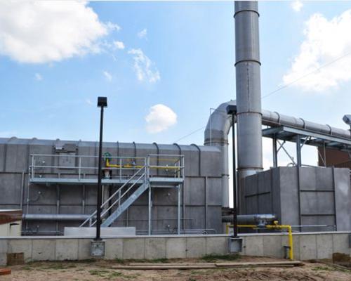 蓄热式催化燃烧技术(RCO)