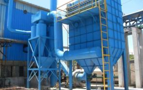 布袋除尘器保养和检修步骤