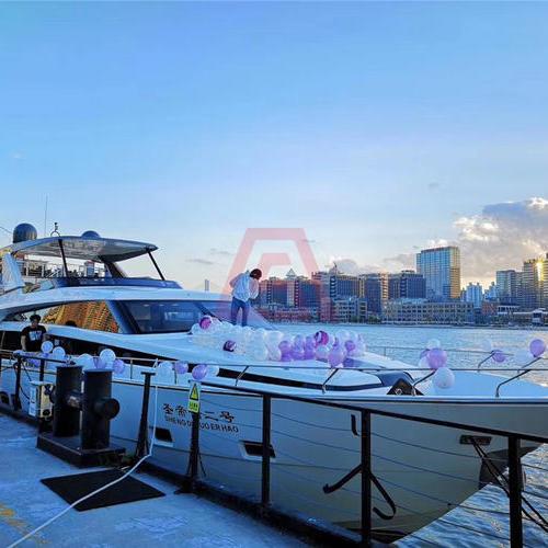 浦江游艇-70英尺圣蒂诺