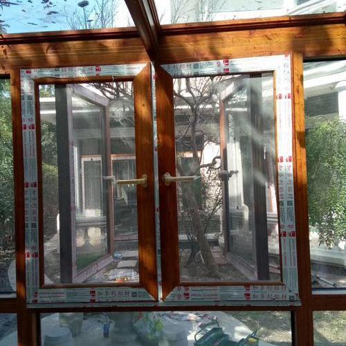 铝合金金刚一体窗