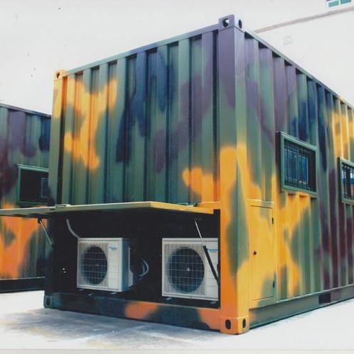 军工类集装箱