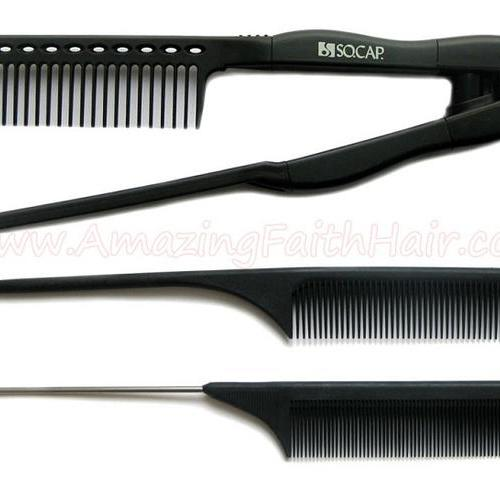 Easy Comb & Tail Comb