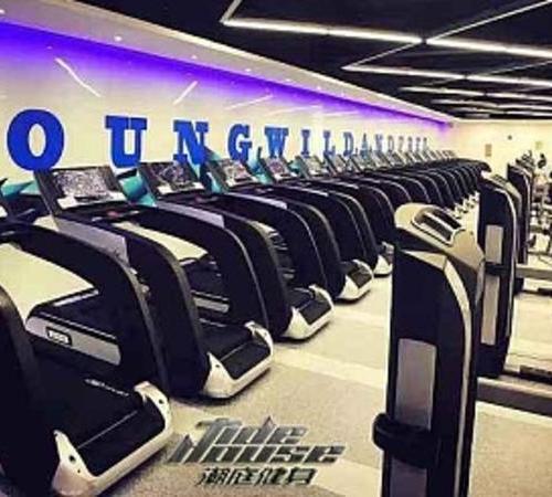 陕西省汉中市潮庭健身俱乐部