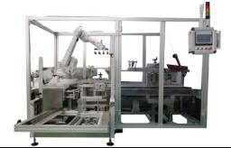智能机器人装箱一体机ZF-500J