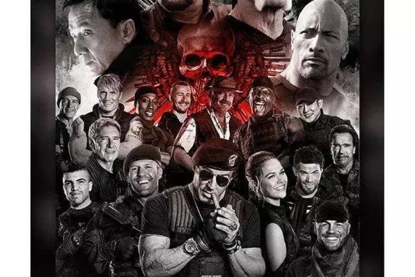 《敢死队4》已于2018年12月4日开机拍摄!