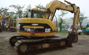 卡特挖掘机