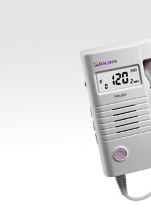 FM-200 超声多普勒胎儿心率仪