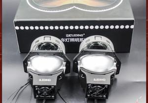 「立盯智能LED车灯」立盯OLED双光透镜白金版