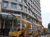 上海现有梅陇云梯车租赁