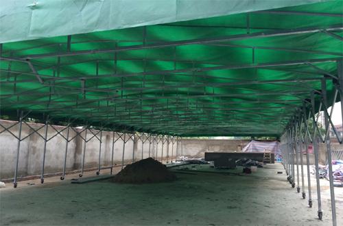 推拉棚,上海魅域智能遮阳技术幸运飞艇