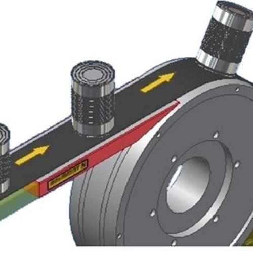 全自动罐头输送带之Goudsmit磁铁/磁性输送带