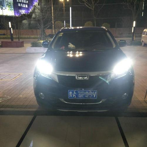 贵阳观致车灯升级LED效果,升级之后才是车主们想要的效果